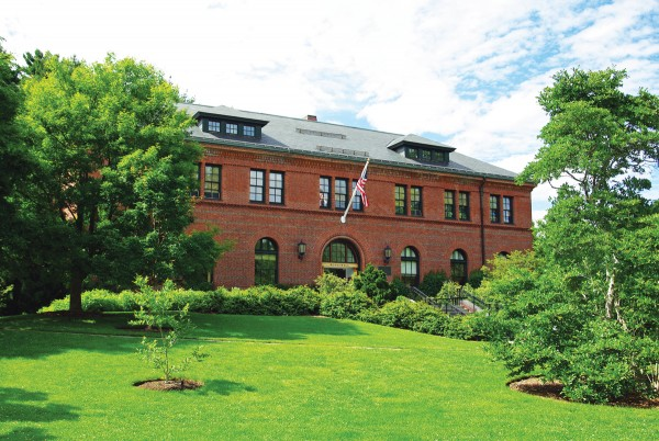Arnold Arboretum of Harvard University 허너웰 방문객 센터(Hunnewell Visitor Center)